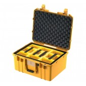 Peli Air 1557 yellow with...