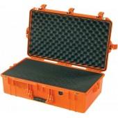 Peli Air 1605 orange with foam