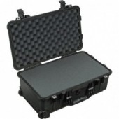 Pelicase 1510 black with foam
