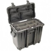 Pelicase 1440 with photo-dividers