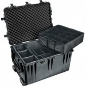 Pelicase 1660 black with dividers