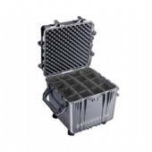 Pelicase 0370 black with dividers