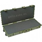 Pelicase 1700 OD green with foam