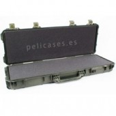 Pelicase 1720 OD green with foam
