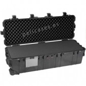 Pelicase 1740 black with foam
