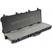 Pelicase 1750 black with foam
