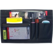 Lid organizer(documents) for pelicase 1500/1520