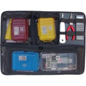 Lid organizer for pelicase 1560