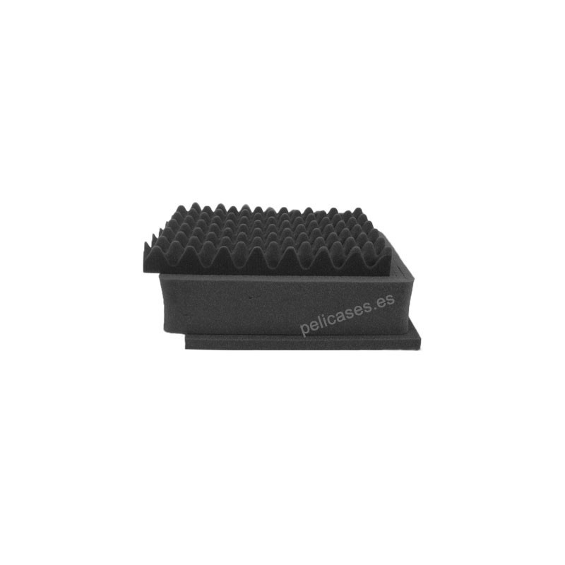 Replacement foam for Pelicase 1450