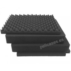 Replacement foam for Pelicase 1560