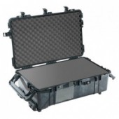 Pelicase 1670 black with foam