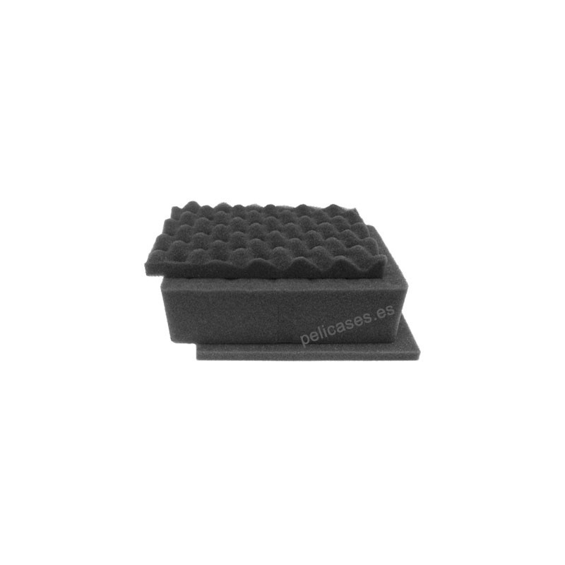 Replacement foam for Pelicase 1120