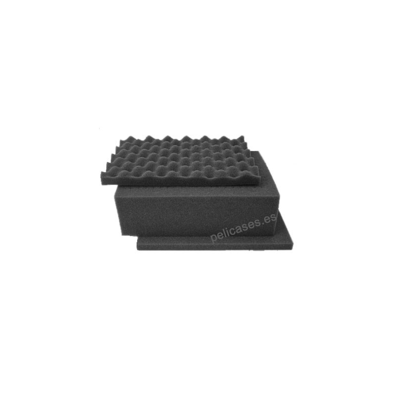 Replacement foam for Pelicase 1150
