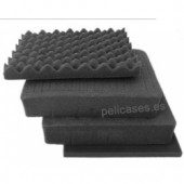 Replacement foam for Pelicase 1300
