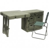 Single field desk Hardigg
