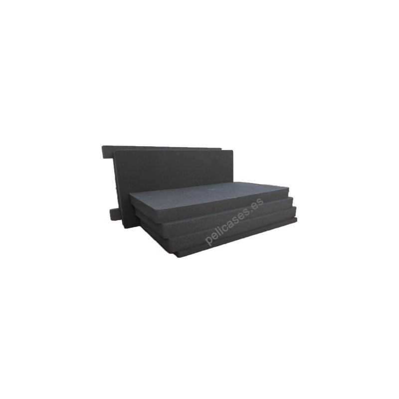 Replacement foam for Pelicase 1780