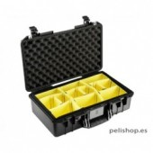 Pelicase 1525Air with dividers